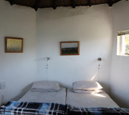 Bedroom in Sunrise Bungalow